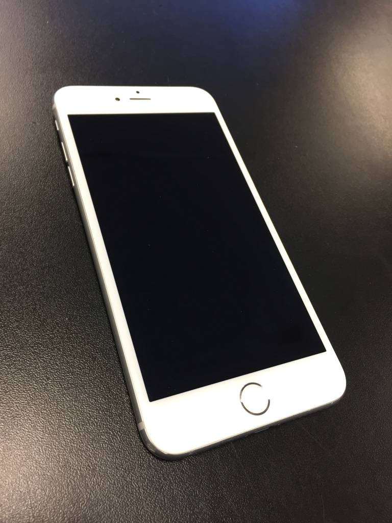 Verizon/GSM - iPhone 6 Plus - 16GB - Silver - Fair