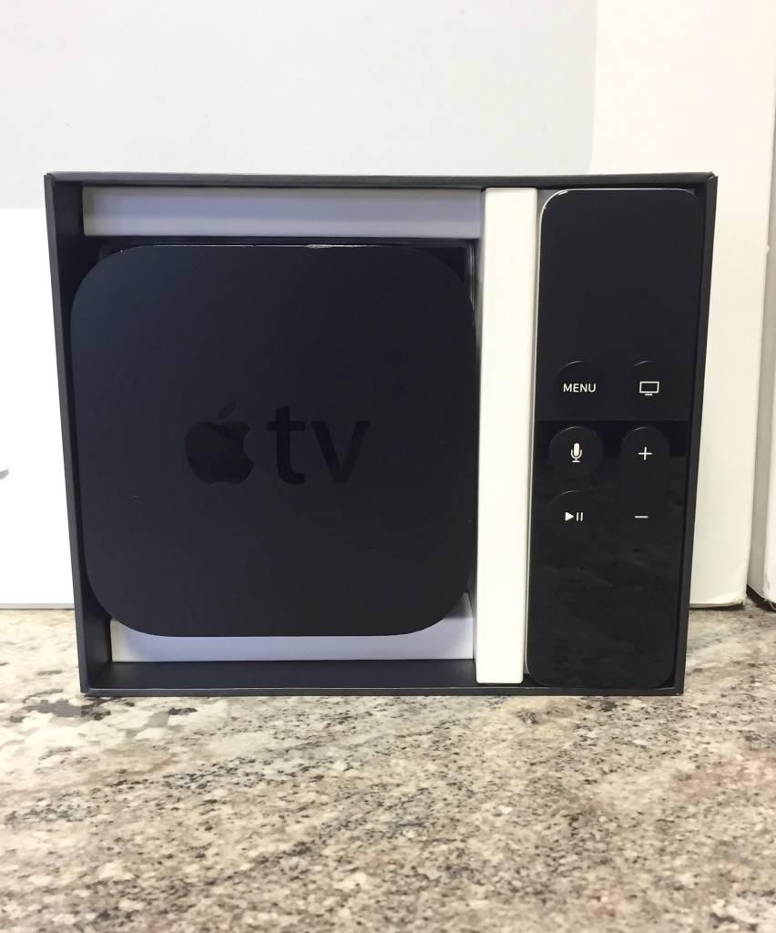 Apple TV 4th Generation - 64GB