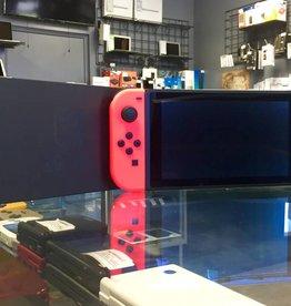 Nintendo Switch Console Bundle - Neon Red & Blue Joy-Con