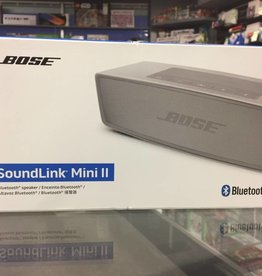 Bose Soundlink Mini II (2) - New in Box - Silver