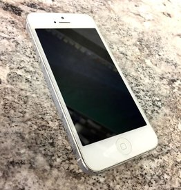 Verizon Only - iPhone 5 - 16GB - Silver - Fair