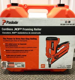 New - Paslode Cordless CF325XP Lithium-Ion 30° All-Season Framing Nailer