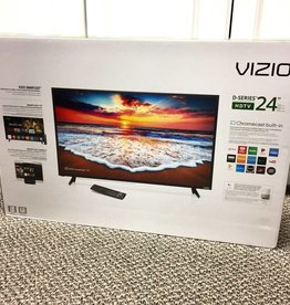 "Vizio D-Series 24"" Smart TV - D24F-F1- Brand New"