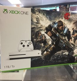 Brand New - Xbox One S - 1TB - Gears of War Console Bundle