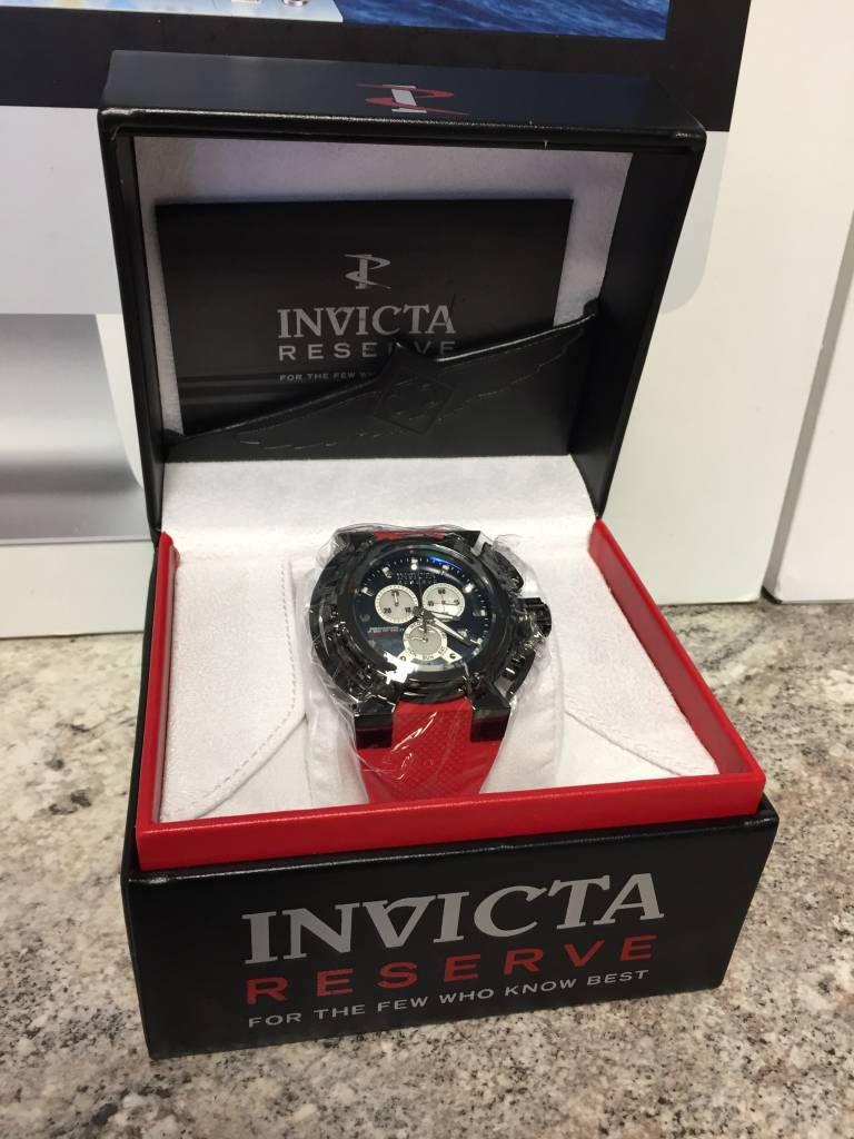 Invicta Reserve Limited Chrono - 18726 - Brand New