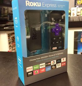 Roku Express Streaming Stick - New