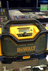 Dewalt DCR205 Jobsite Radio w/ 20V Battery Charger