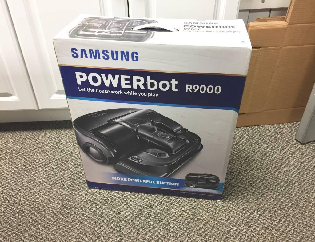 Samsung Powerbot R9000 Smart Automated Vacuum