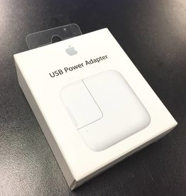 Apple 12W USB Wall Charger - New