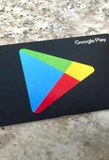 $20 Google Play Store Gift Card