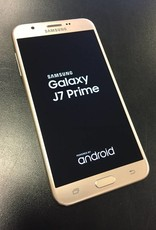 Metro PCS Only - Samsung Galaxy J7 Prime - 16GB - Gold