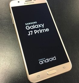 Metro PCS Only - Samsung Galaxy J7 Prime - 16GB - Gold