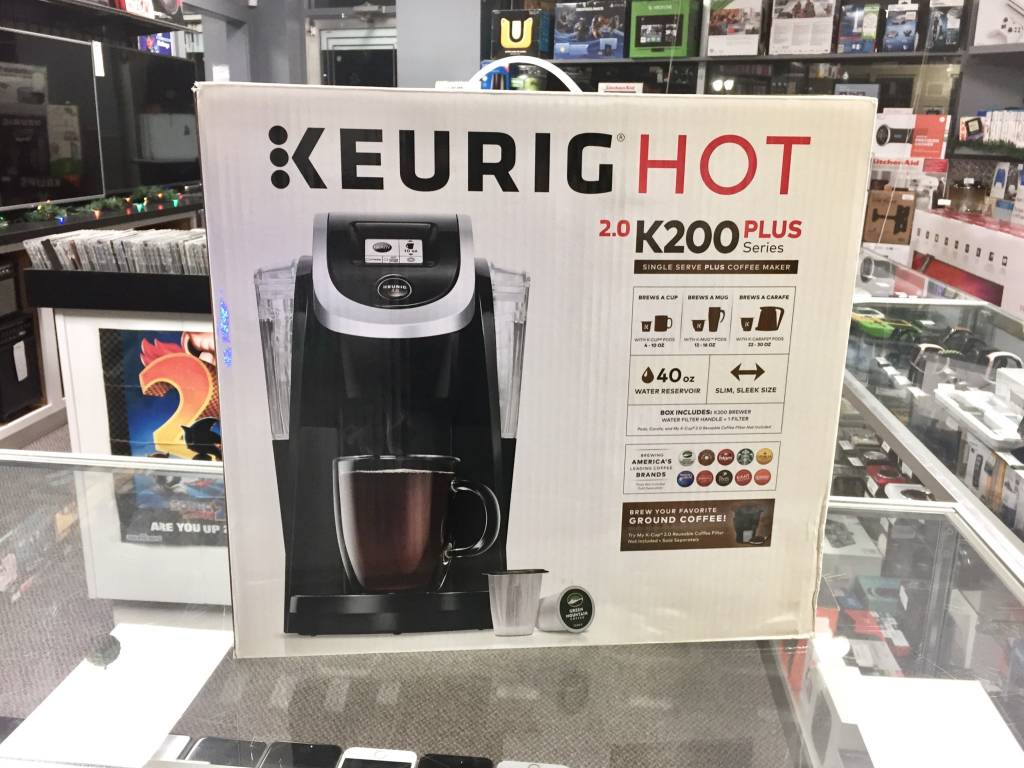 Keurig Hot K200 Plus - Brand New
