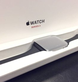 4G/GPS - Apple Watch Series 3 - 42mm - Black - New