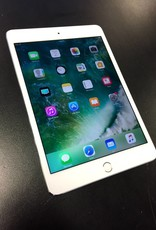 Apple iPad Mini 4 - 128GB - White/Silver