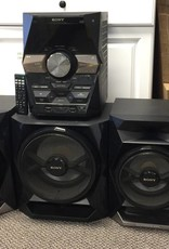 Sony LBT-GPX555 Home Audio System
