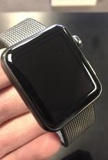 WiFi/GPS Only - Apple Watch Series 3 - 42mm - Woven Nylon - Fair