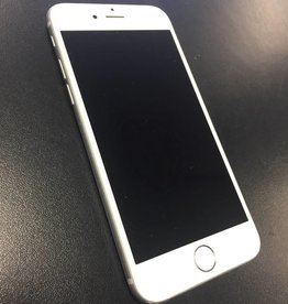 T-Mobile Only - iPhone 6 - 16GB - White/Silver - Fair