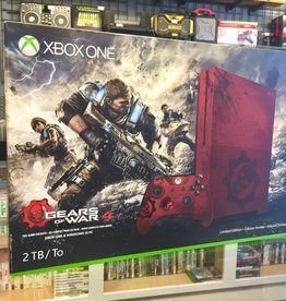 Brand New - Xbox One S - 2TB - Gears of War Red Limited Edition