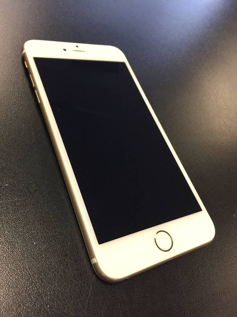 T-Mobile Only - iPhone 6 Plus - 16GB - Gold - Fair
