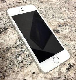 Verizon/GSM - iPhone SE - 16GB - White/Silver