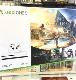 Brand New - Xbox One S 1TB -  Assassin's Creed Origins Bundle