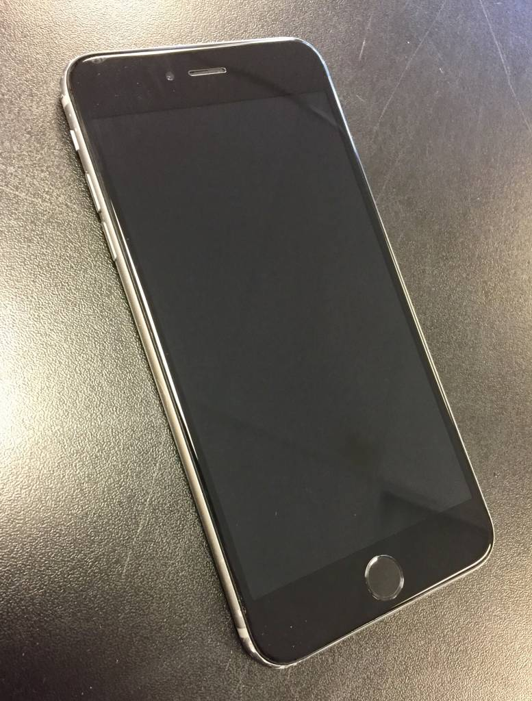 AT&T Only - iPhone 6s Plus - 128GB - Space Grey - Fair
