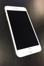 Verizon/GSM - iPhone 6 Plus - 64GB - White/Silver - Fair