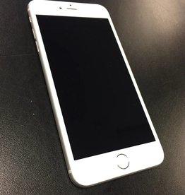 Unlocked - iPhone 6 Plus - 64GB - White/Silver