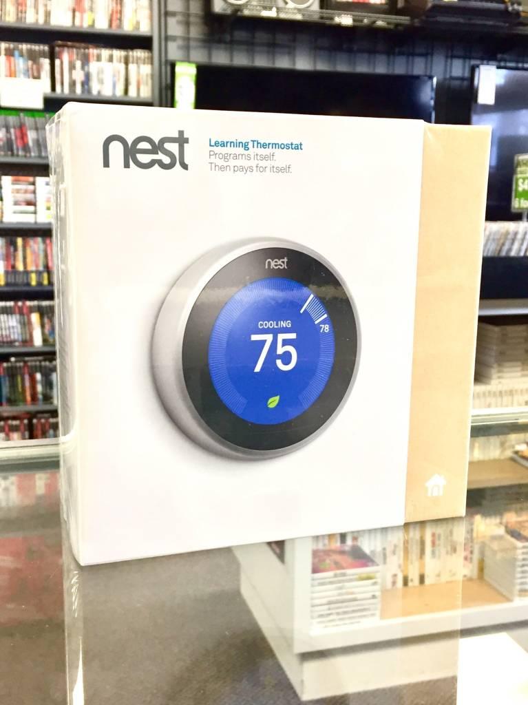 NEST Factory Sealed - Nest Thermostat - 3rd Gen. - Various Colors T3007ES