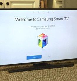 """Samsung UN40JU6500F 40"""" UHD 4K Smart TV"""