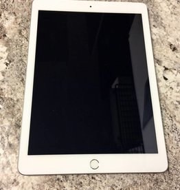 4G Cellular - iPad 5th Generation - 32GB - White/Silver