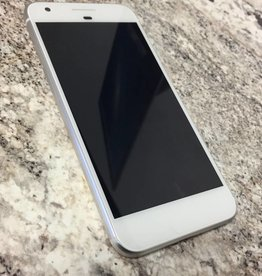 Factory Unlocked - Google Pixel - 32GB - Silver