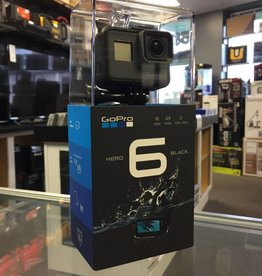Brand New - GoPro Hero 6 Black - 4K Action Camera