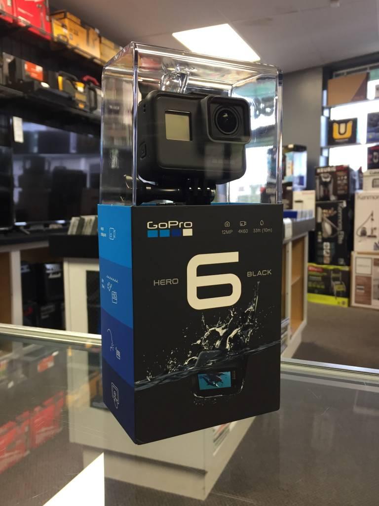 Brand New - GoPro Hero 6 Black - 4K Action Camera