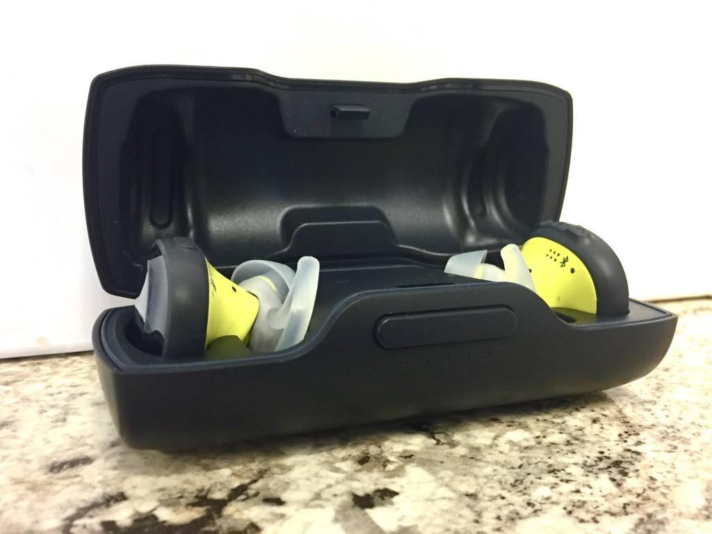 Bose SoundSport Free Wireless Bluetooth Headphones - Volt