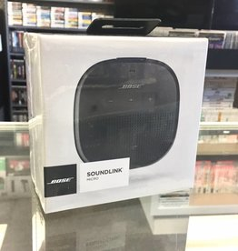 Factory Sealed - Bose Soundlink Micro - Black