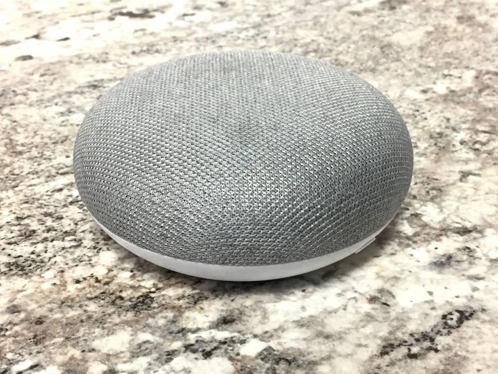 Google Home Mini - Used - White