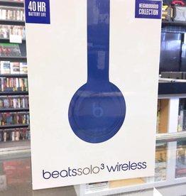 Factory Sealed - Beats Solo 3 Wireless - Break Blue - Neighborhood Collection