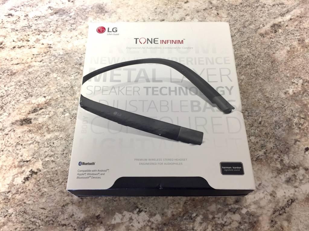 LG Tone Infinim HBS-920 - New