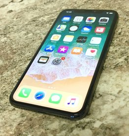 Unlocked - iPhone X - 256GB - Space Grey