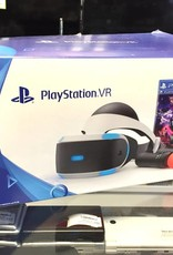Sony PlayStation 4 (PS) VR Complete Bundle w/ Camera & Controllers