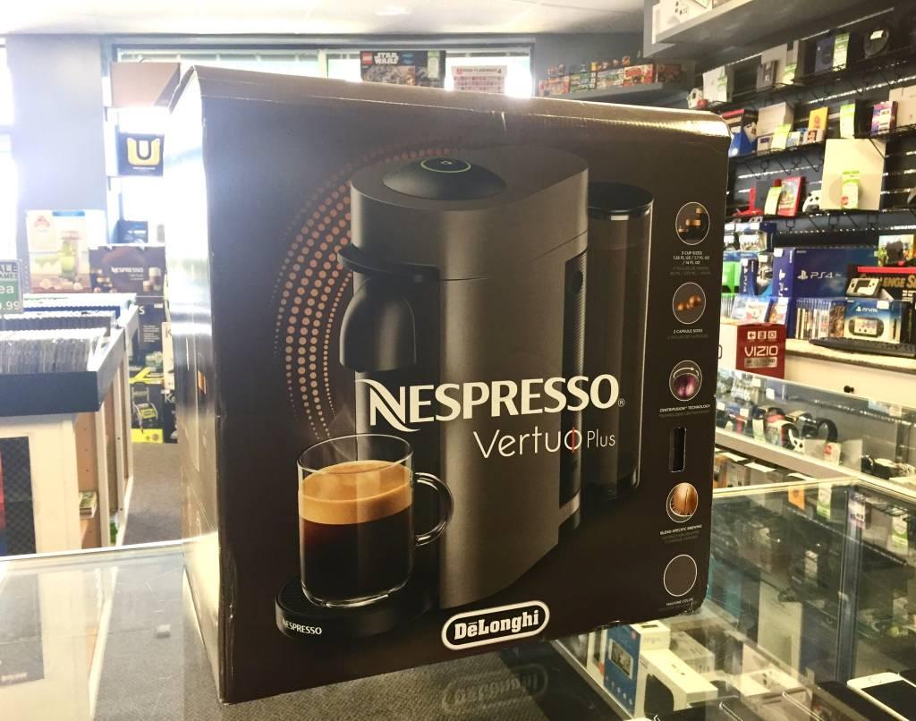 Breville Nespresso VertuoPlus - New