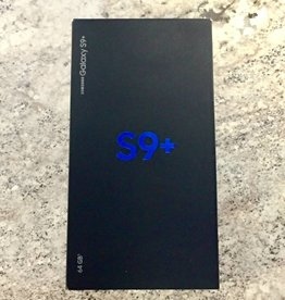 New Open Box - Verizon Only - Samsung Galaxy S9 Plus - 64GB - Black