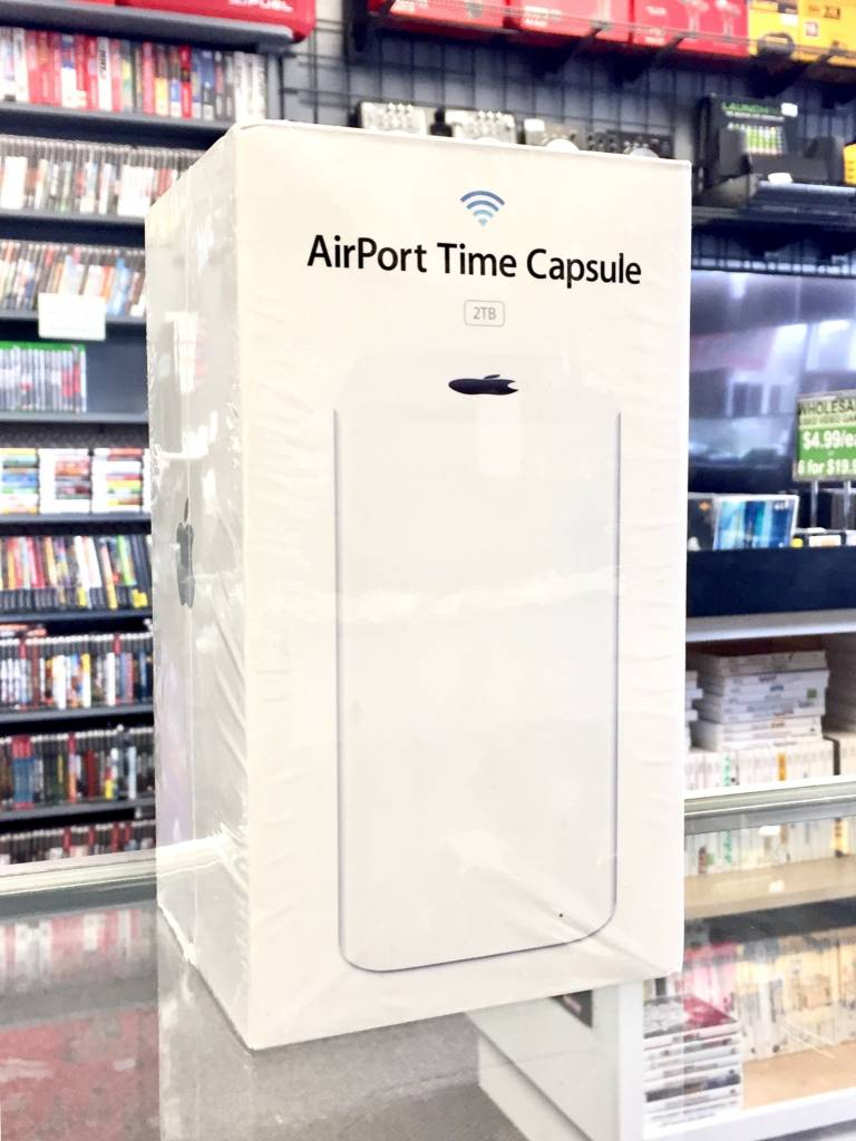 Factory Sealed - Apple Airport Time Capsule - 2TB - A1470
