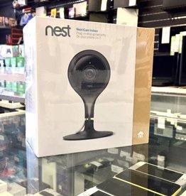 NEST Factory Sealed - Nest Cam Indoor - Smart Security Camera - Black