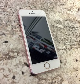 Straight Talk Only - iPhone SE - 32GB - Rose Gold