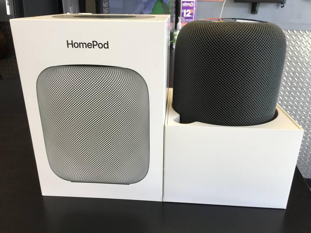 Apple HomePod Space Gray Smart Speaker A1639