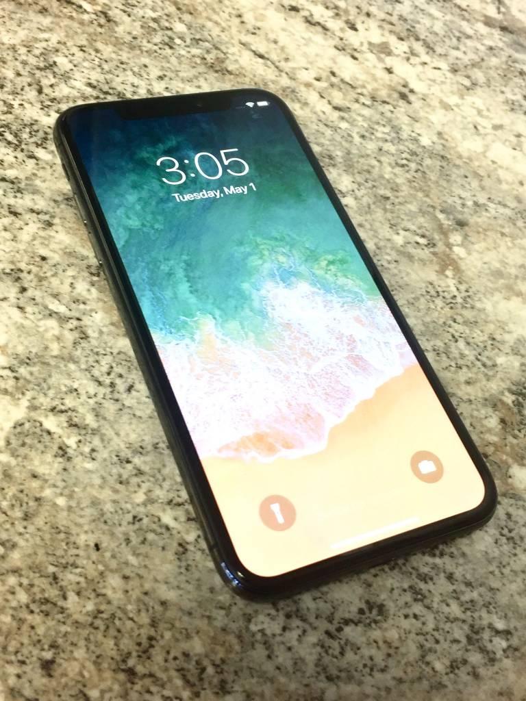 T-Mobile/ MetroPCS/ UltraMobile - iPhone X - 64GB - Space Grey