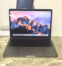 "Apple 2017 Macbook Pro 13"" Touch Bar - i7 3.5 - 16GB RAM - 500GB Flash - Apple Care"